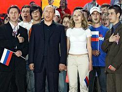 RUSSIA RUSSIA DAY