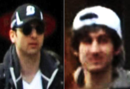 террористы в бостоне