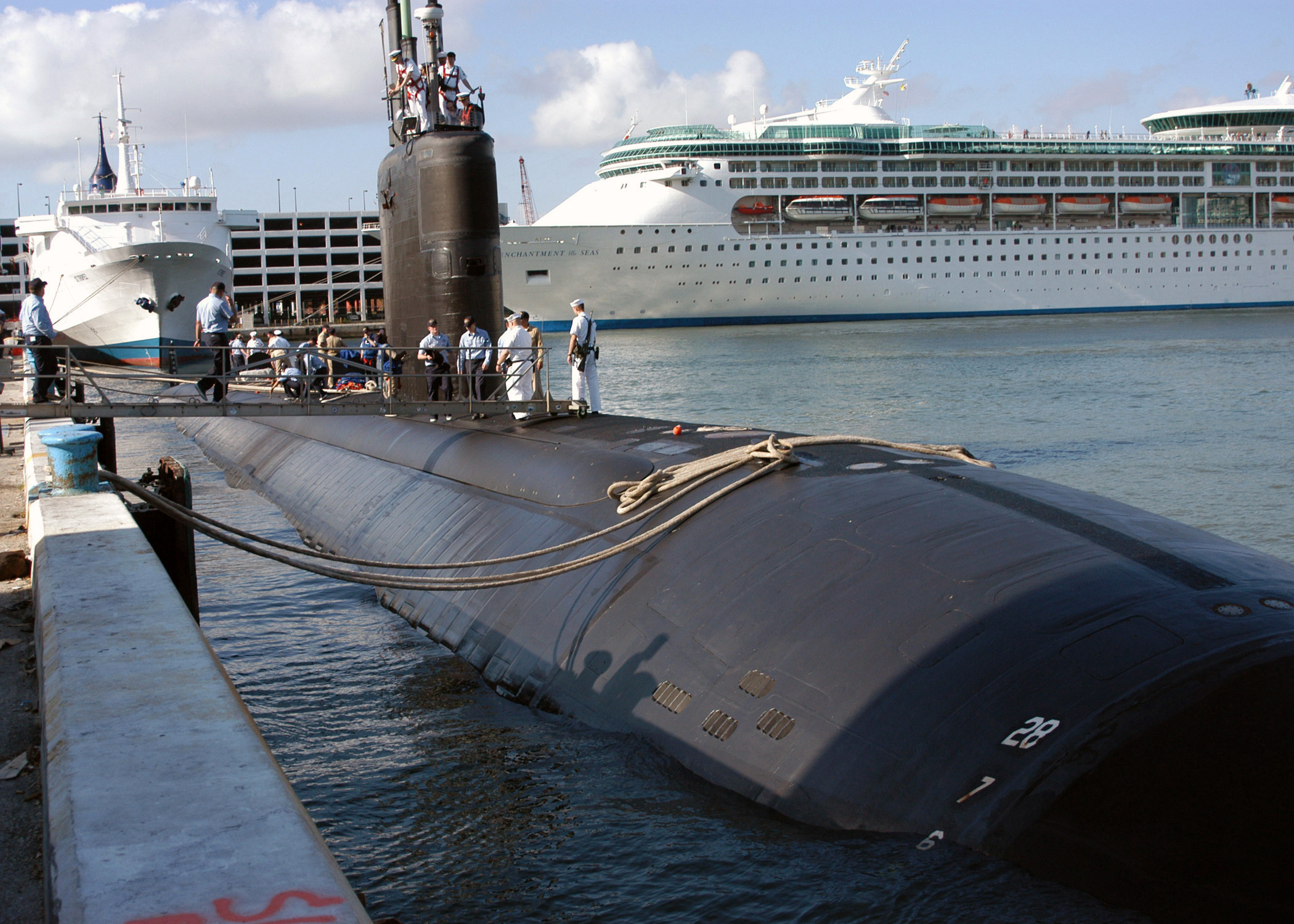 Маями в 2004 г