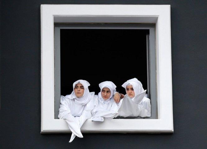 Шиитские девочки Турция