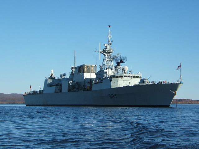 HMCS_Fredericton